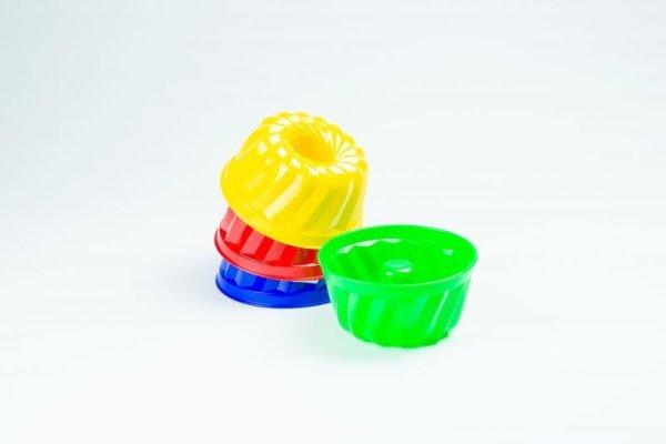 画像1: 砂型セット・ケーキ型 (1)