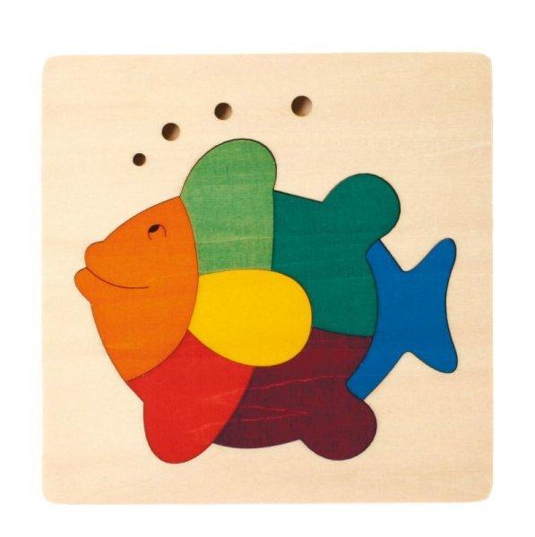 画像1: カラフルパズル・さかな (1)